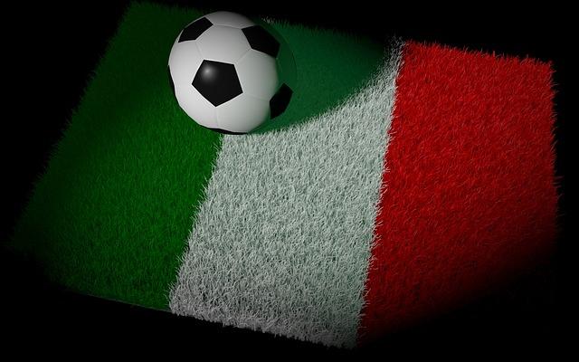 Италия футбол