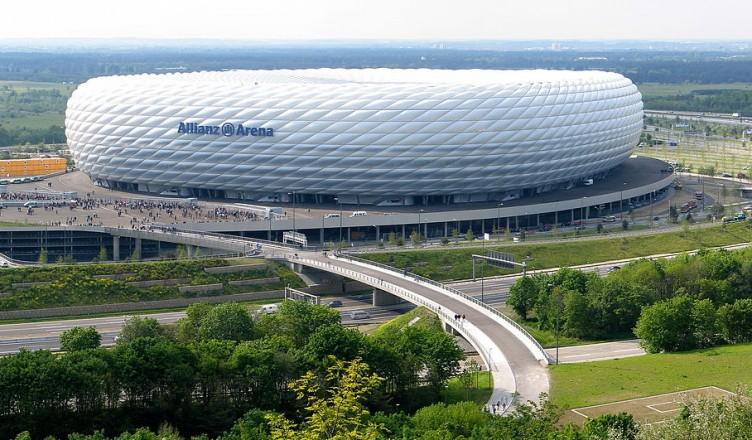 Альянц Арена Бавария