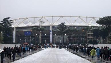 Стадион Ромы