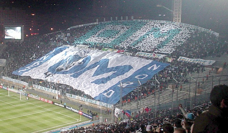 Стадион ФК Марсель