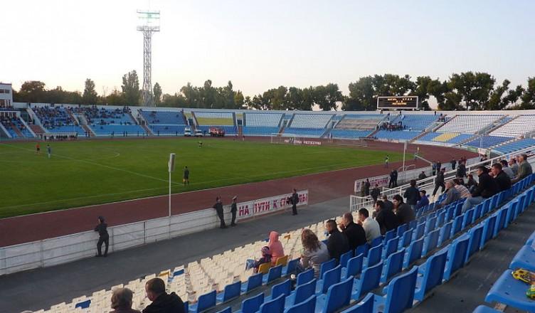 Стадион Центральный Астрахань
