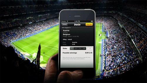 Футбольные онлайн ставки