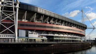 Стадион Миллениум в Кардиффе