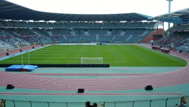 Стадион короля Бодуэна Брюссель