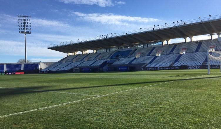 Городской стадион Бутарке, Леганес