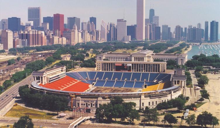 Солджер Филд в Чикаго