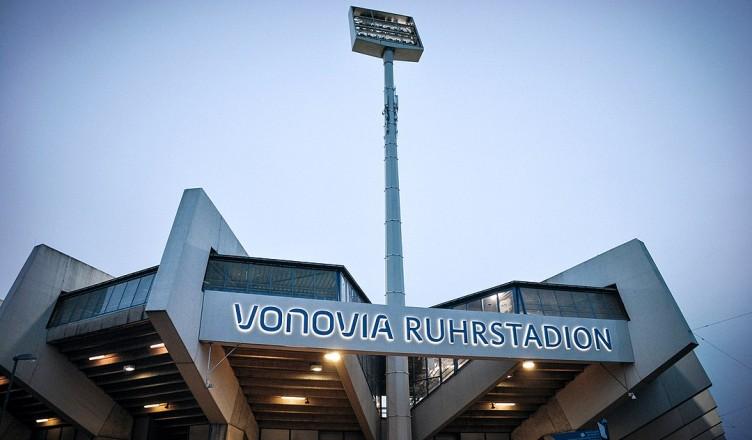 ФК Бохум стадион Воновия Рурштадион