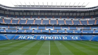 Реал Мадрид, Сантьяго Бернабеу