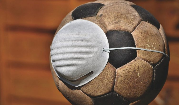 Коронавирус и футбол