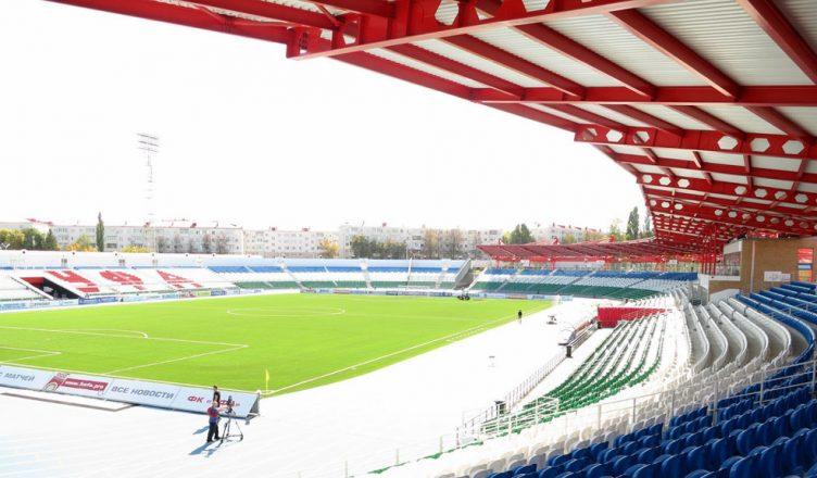ФК «Уфа», Стадион «Нефтяник»