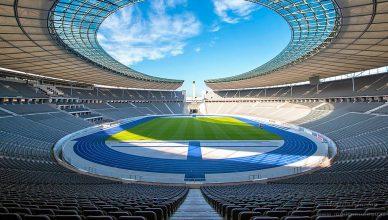Герта, Олимпийский стадион