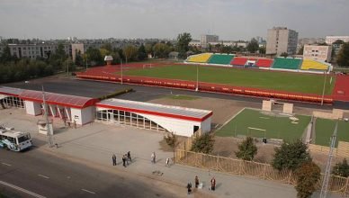 Стадион ФК Белшина Бобруйск