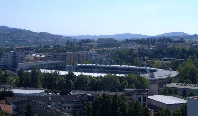 Витория Гимараэш, стадион Афонсу Энрикиш