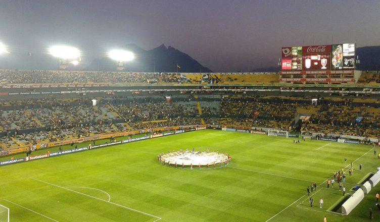 Стадион «Несауалькойотль»