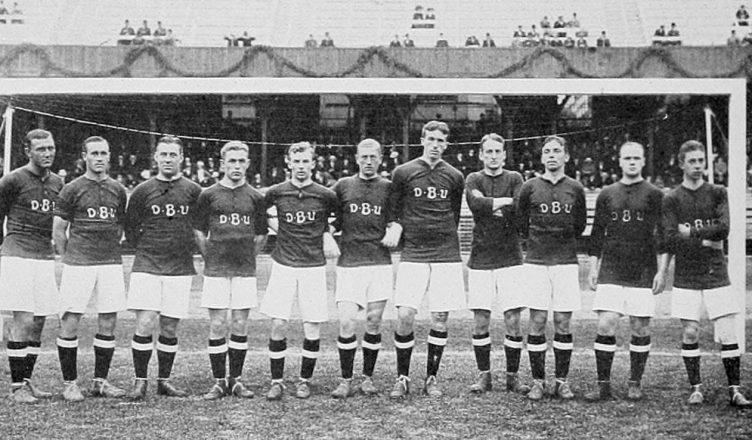 Сборная Дании на Олимпиаде 1912 года