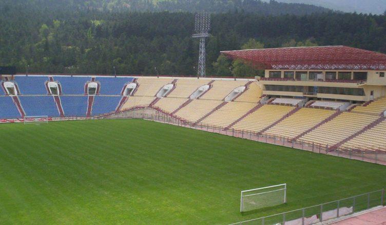 «Локомотив» Тбилиси, Стадион «Михаил Месхи»