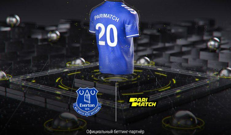 Parimatch-Everton