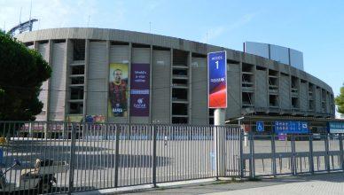 «Барселона», стадион «Камп Ноу»