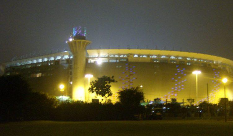 Спортинг Кристал, стадион «Насьонал» Лима