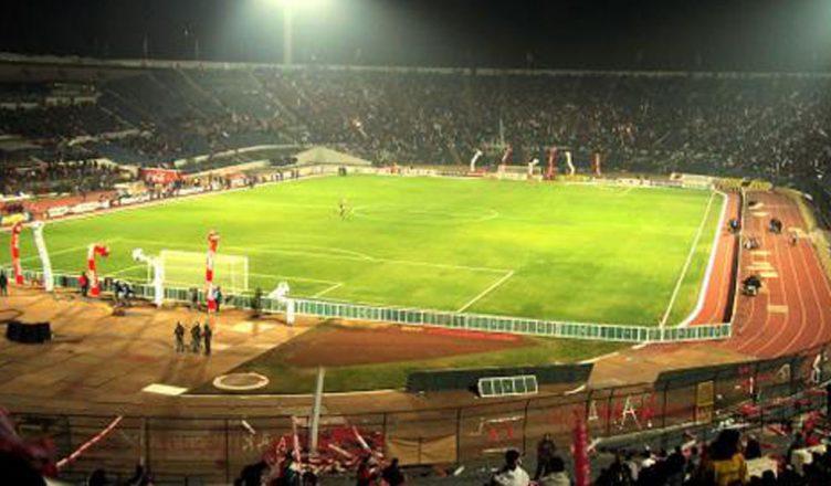стадион Насиональ де Чили, Сантьяго