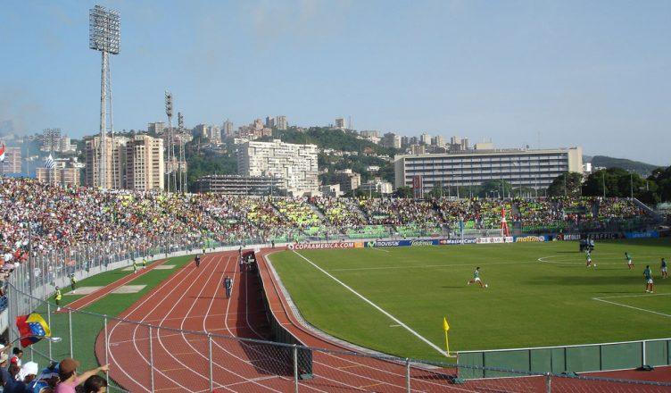 Стадион Олимпико, Каракас