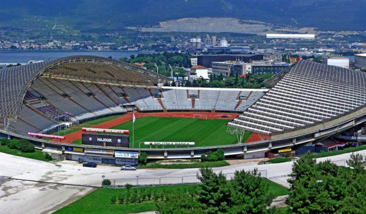 Хайдук, Стадион Полюд