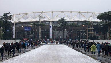 ФК Рома, Олимпийский стадион