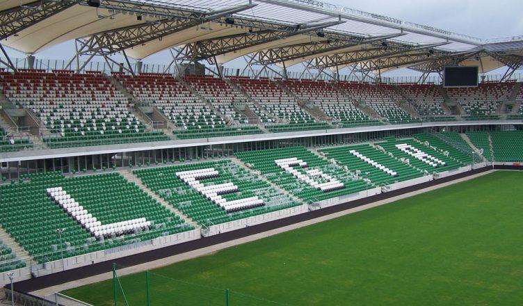Легия, Стадион Войска Польского