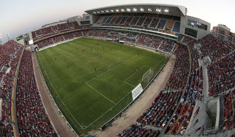 «Кадис», стадион «Рамон де Карранса»