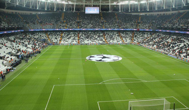 Лига чемпионов, Водафон Арена