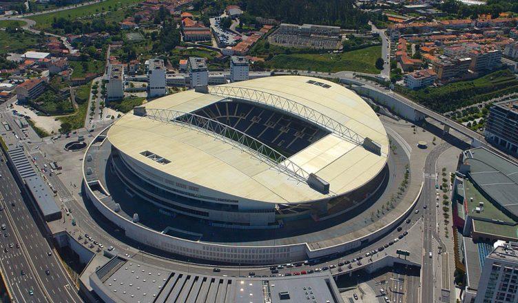 Порту ФК, стадион Драгау