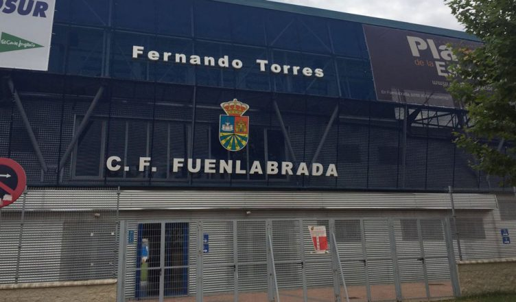 Фуэнлабрада ФК, стадион Фернандо Торрес