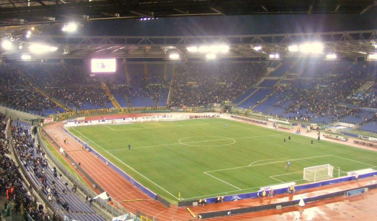 Лацио и Рома. Олимпийский стадион