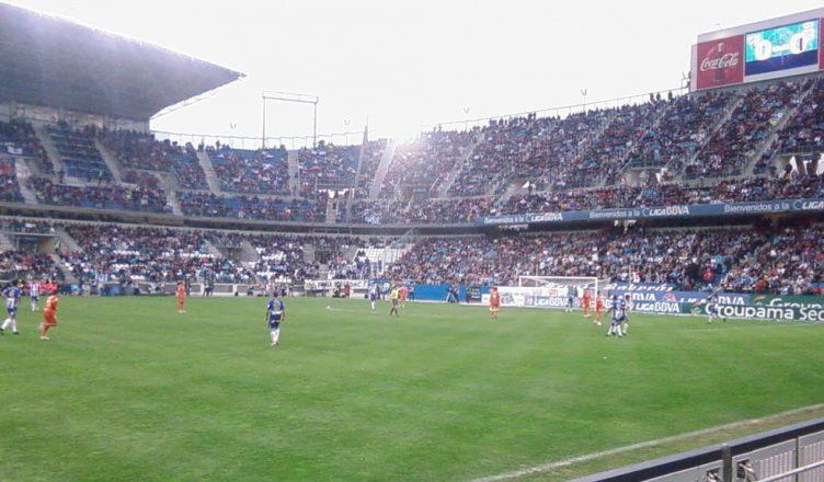 Малага ФК, Ла-Росаледа