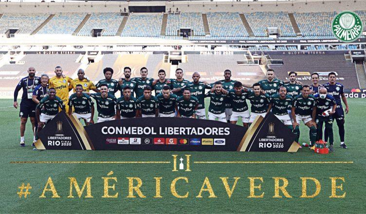 Палмейрас выиграл Кубок Либертадорес