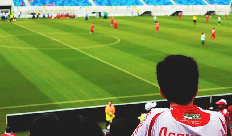 Смотреть футбол