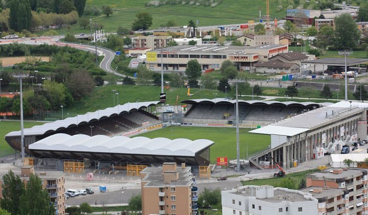 Сьон ФК, Турбийон стадион