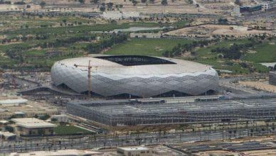 Стадион «Эдьюкейшн Сити», Катар, Аль-Райан