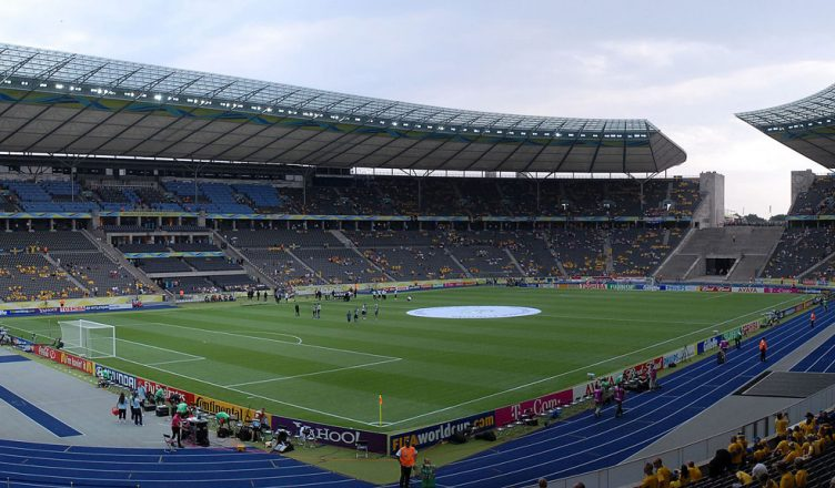 Герта Берлин, Олимпийский стадион