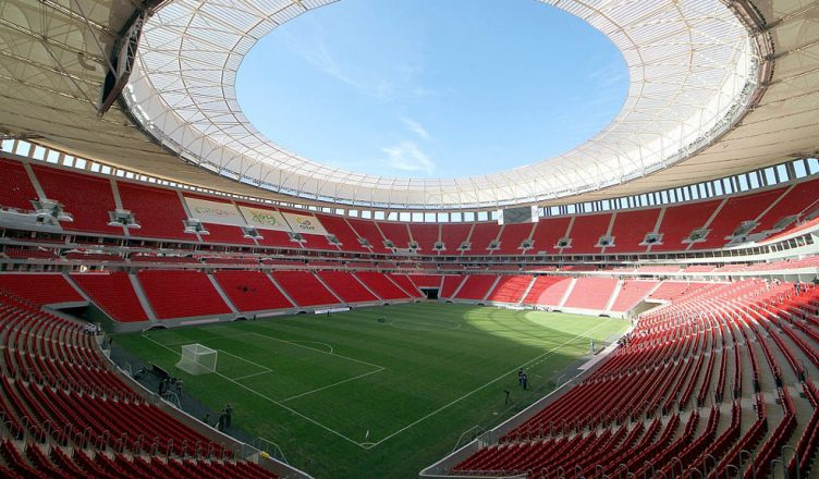 Национальный стадион Бразилии, Бразилиа