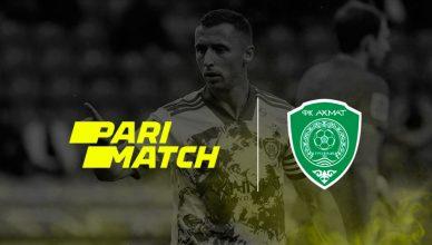 Parimatch спонсор ФК «Ахмат»