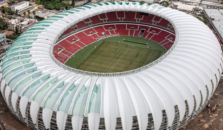 Бейра-Рио, ФК Интернасьонал, г.Порту-Алегри