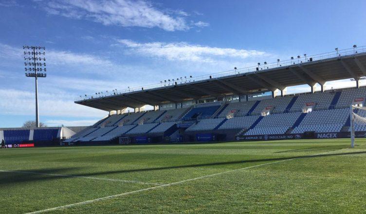 Стадион Бутарке, Леганес