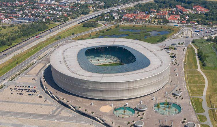 «Шленск». Городской стадион, Вроцлав