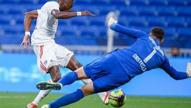 «Лион» разгромил «Вольфсбург» в товарищеском матче