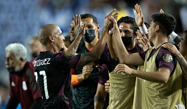 Мексика победила Сальвадор в Золотом Кубке