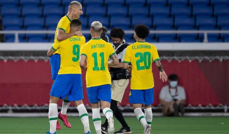 Ришарлисон помог Бразилии обыграть Германию