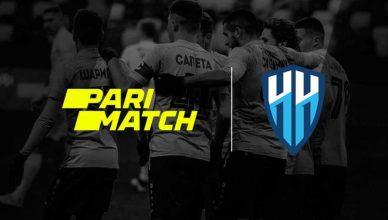 Parimatch – титульный спонсор ФК «Нижний Новгород»