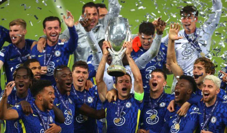«Синие» завоевывают Суперкубок УЕФА