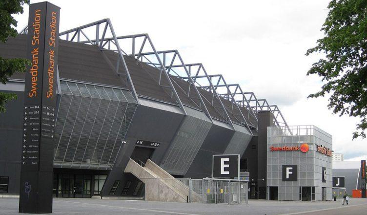 Мальме, стадион «Эледа»
